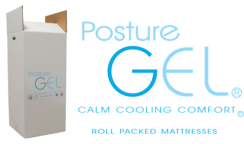 PostureGel - calm cooling comfort